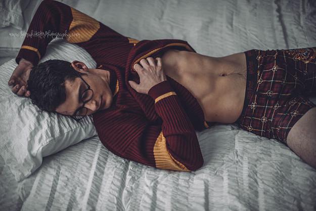 Date un'occhiata a questo Harry Potter super sexy