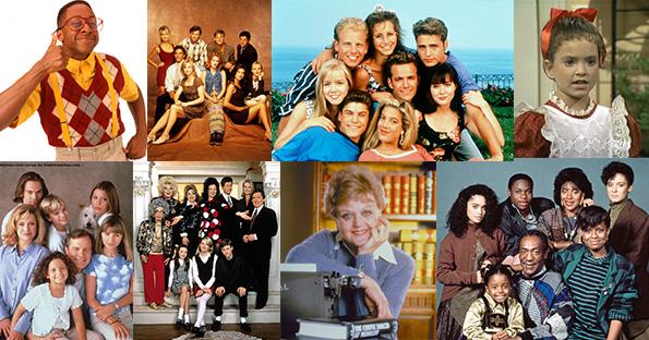 Risultati immagini per telefilm anni 90