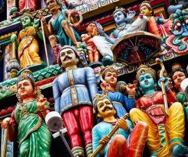 Tempio di Vaithiswarankoil in India
