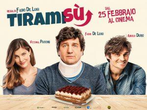 """Locandina di """"Tiramisù"""" di e Con Fabio De Luigi (2016)"""