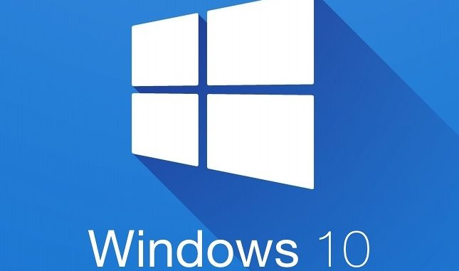 Come installare windows 10 da chiavetta usb