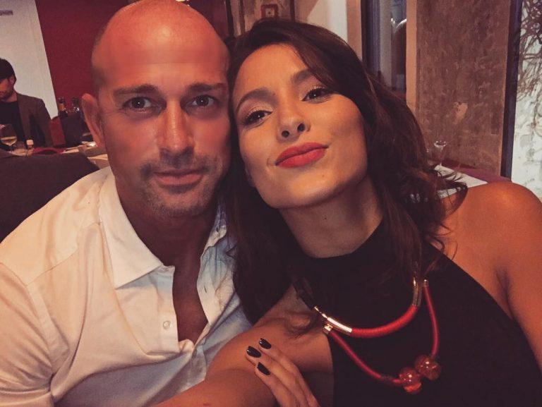 GF Vip: Bettarini e Adriana Rodriguez a cena insieme come promesso