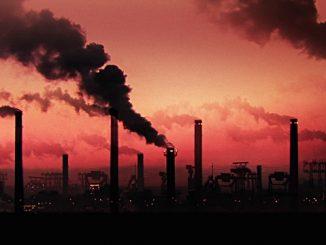Inquinamento dell'aria può causare danni ai vasi sanguigni
