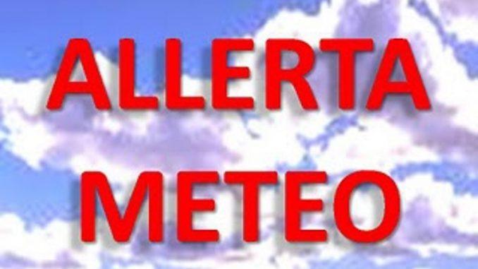 Allerta meteo Calabria con diversi centri isolati