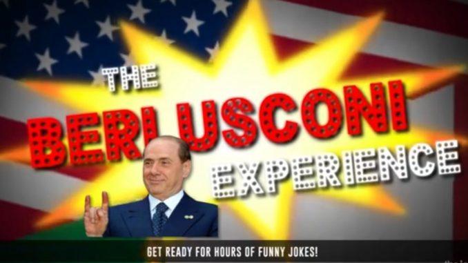 Video Trump e Berlusconi: parodia comica del futuro USA