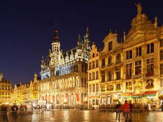 Dove si trova Bruxelles