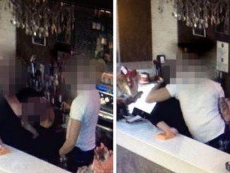 Chioggia: orgia nel bar cameriera e clienti