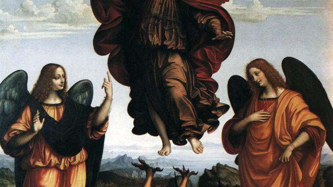 Come tenere una lezione sull'angelo Gabriele