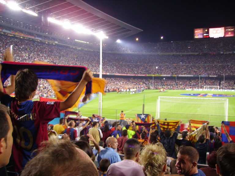 Barcelona Supporters