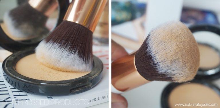Come usare ed applicare il fondotinta in polvere