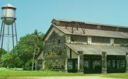 Edificio abbandonato di Fordlandia