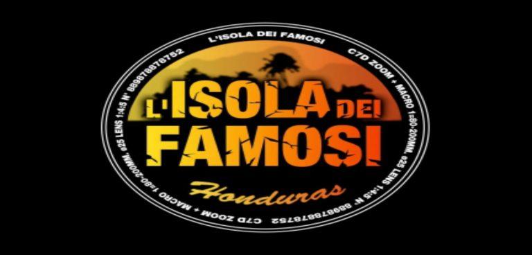 isola dei famosi 2017