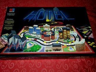 Il gioco da tavolo anni 80: Hotel
