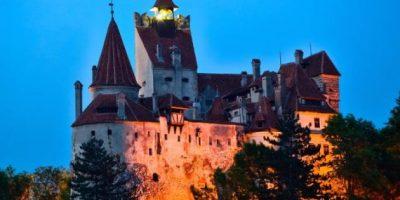 Il Castello di Bran/ del Conte Dracula