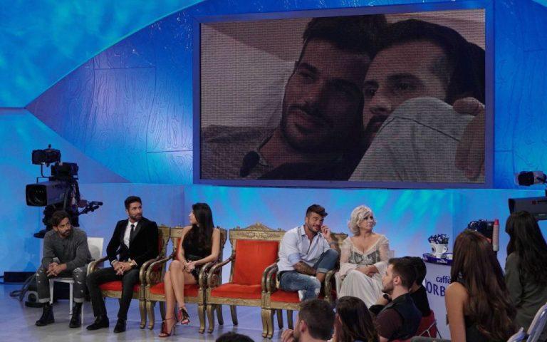 Il bacio di Riccardo Sona e le sorprese di Claudio Sona a Uomini e Donne