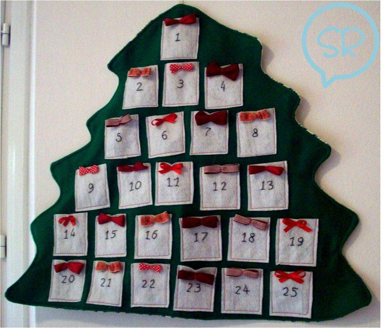Come Fare Calendario Avvento.Calendario Avvento Per Bambini