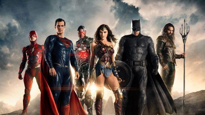 Justice League: film animazione 2017