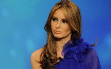 Melania Trump: chi è la nuova first lady usa