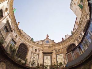 Scorcio di Palazzo Spinelli
