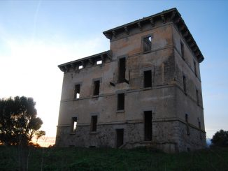 Villa del Ponte Diana in Sardegna