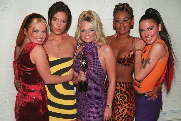 Spice Girls 4 novembre 1997: debutto dell'album Spice
