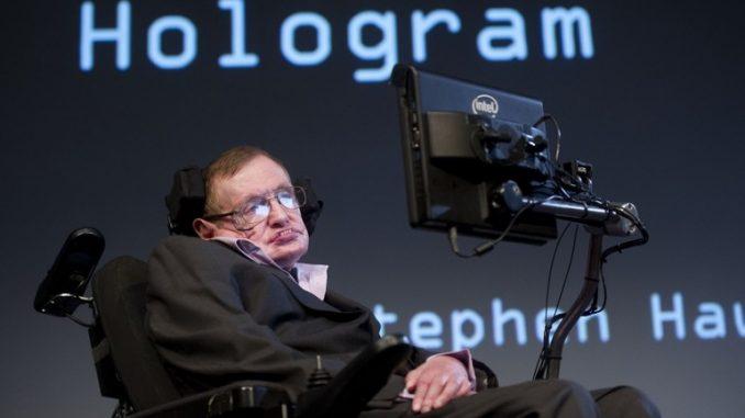 Stephen Hawking: gli alieni esistono