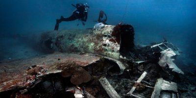 Uno scenario affascinante per i subacquei