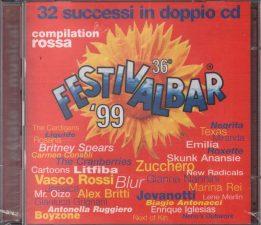 Il cd rosso del Festivalbar 1999