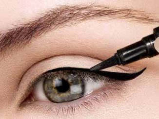 Come usare l'eyeliner a penna