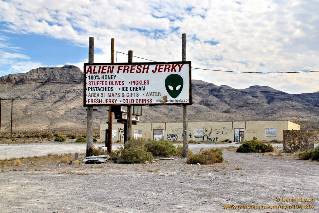 Area 51, area degli alieni