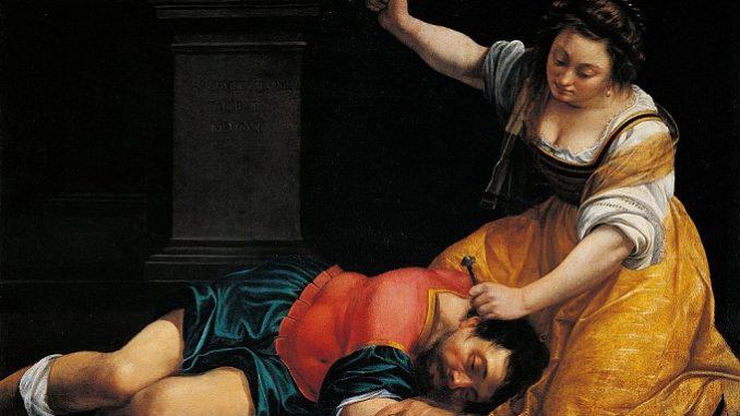 """A Roma, la mostra dedicata ad """" Artemisia Gentileschi"""""""