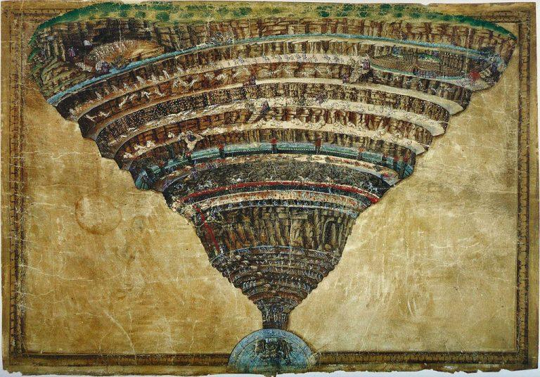 Inferno Botticelli