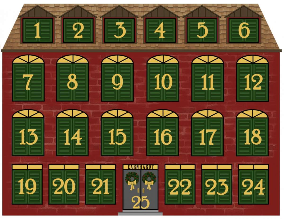 Calendario avvento per catechismo