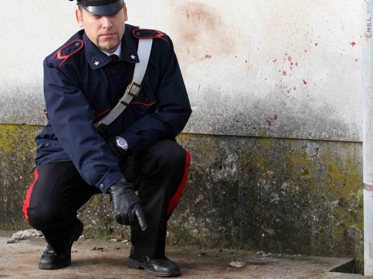 Treviso,Carabiniere pestato da sinti