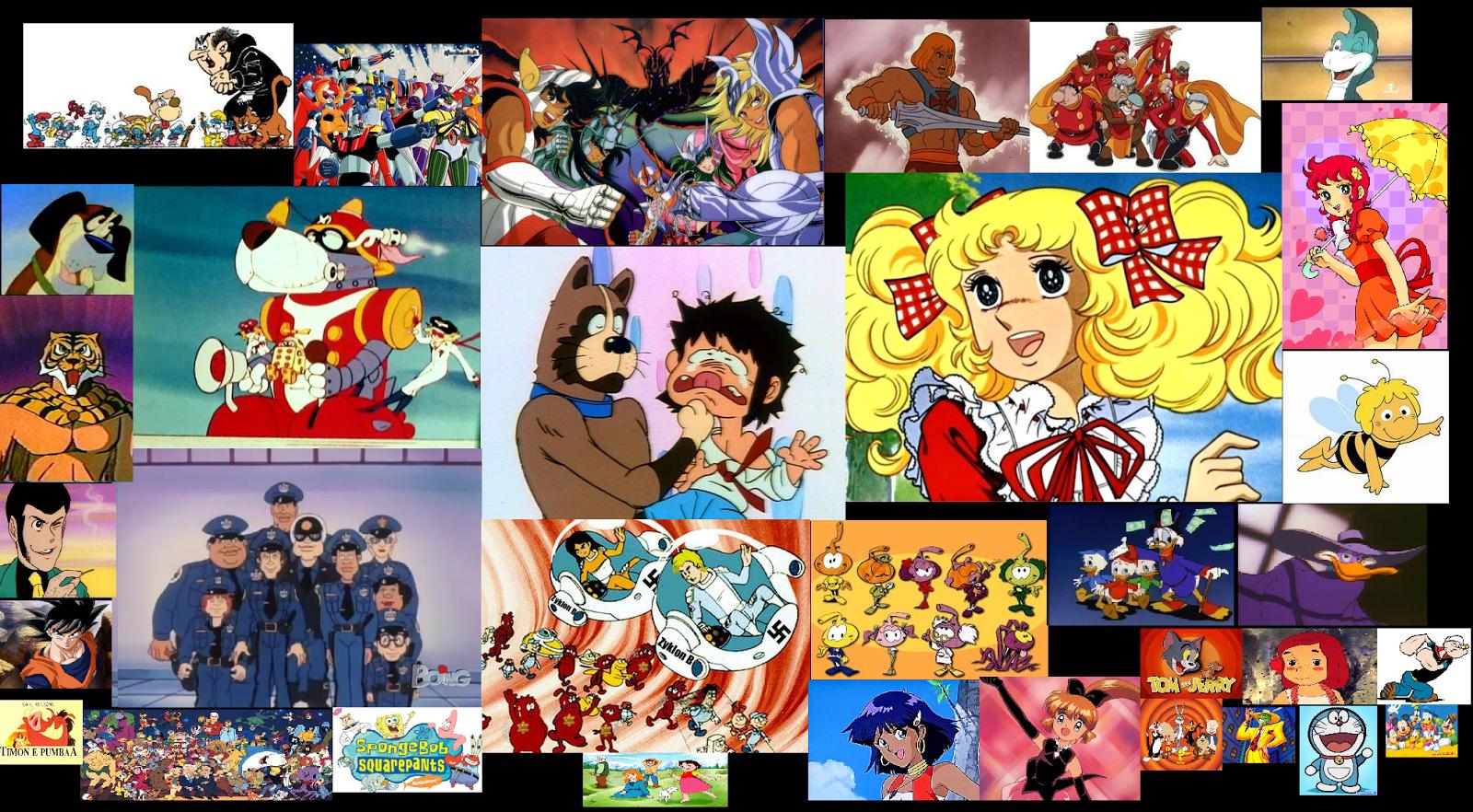 I cartoni animati più tristi degli anni