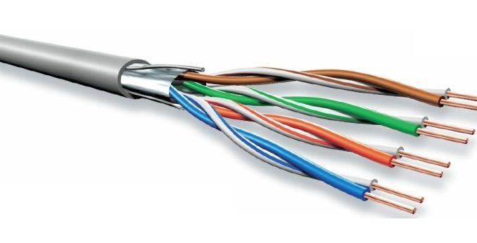Ecco la differenze tra i vari cavi ethernet presenti in commercio e le  varie caratteristiche che li distinguono. f14caf23b1ac