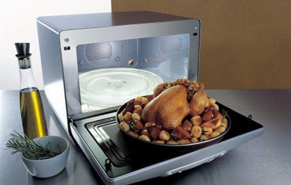 Cosa si pu cucinare nel forno a microonde - Mobiletto per forno microonde ...