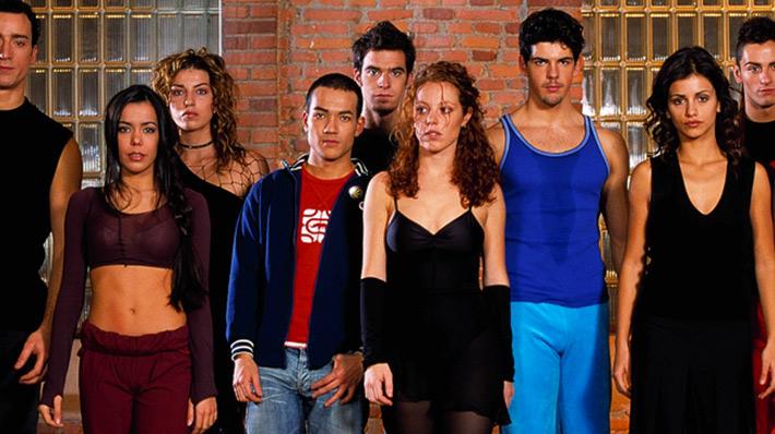 Paso Adelante: reunion del cast dieci anni dopo