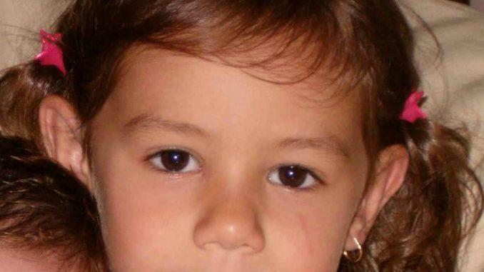 Denise Pipitone, la bambina scomparsa il Settembre 2004.