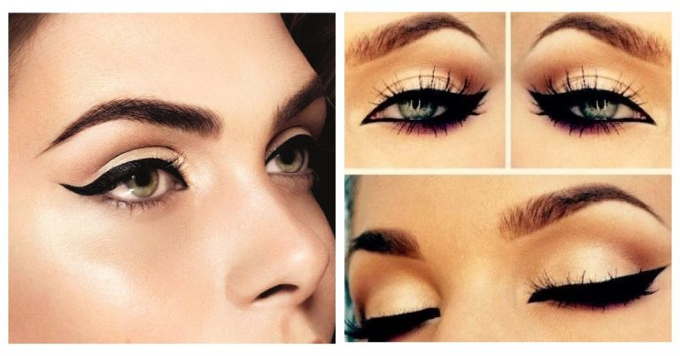 Riga eyeliner perfetta: come si fa
