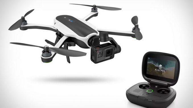 Karma: drone GoPro ritirato dal mercato