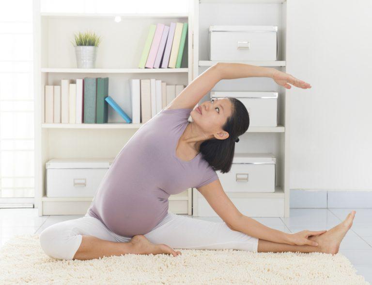 Esercizi da fare in gravidanza