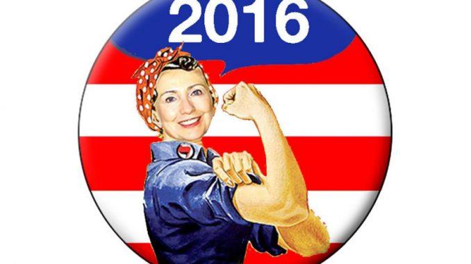 Vota Hilary con le doglie e corre a partorire