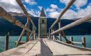 Un ponte per arrivare al campanile