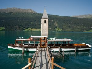Località turistica in Val Venosta
