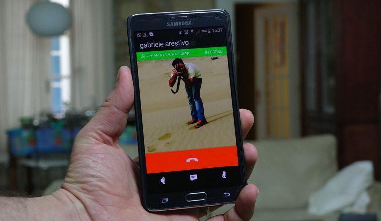 Chiamate Whatsapp: come si fanno, quanto si spende