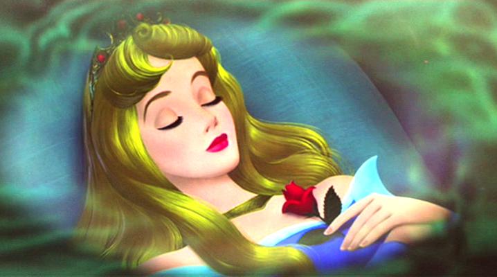 Aurora: La bella addormentata nel bosco