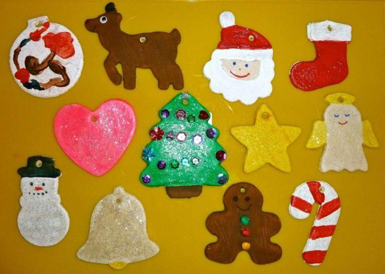 Lavoretti creativi natalizi per bambini for Addobbi di natale per bambini scuola infanzia