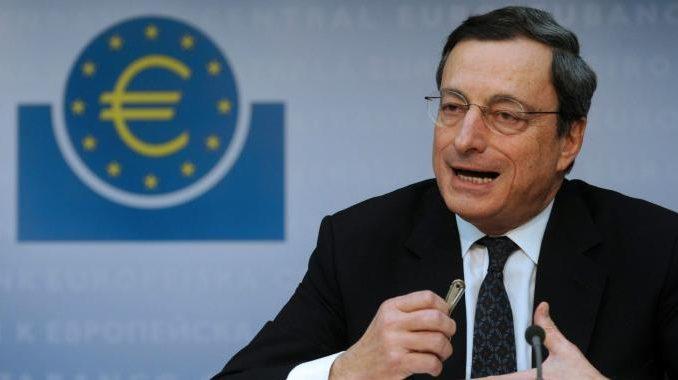 Draghi: necessario sostenere la ripresa per preservare stabilità finanziaria COMMENTA