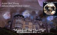 """Copertina dell'album di Neil Young che contiene """"Mansion On A Hill"""""""